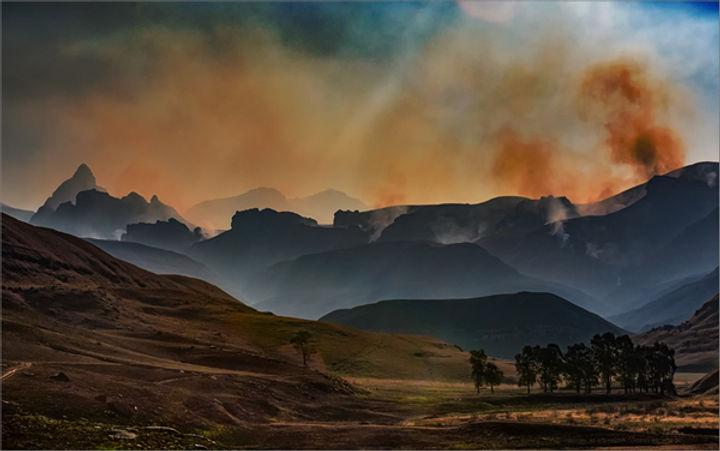 Fire Mountain Underberg 40 - PSSA Silver
