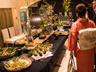 Spring Sake Party-春の宴 終了