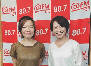 @FM 80.7 放送