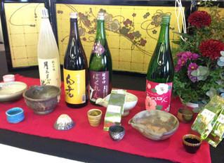 日本酒講座「世界へ旅立つ日本酒」