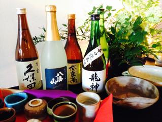 Sake Basic Lecture-日本酒基礎講座