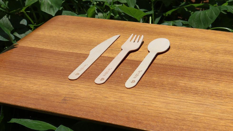Customised Cutlery (100pcs)