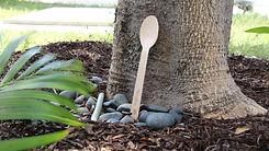 TerraBite Wooden Spoon