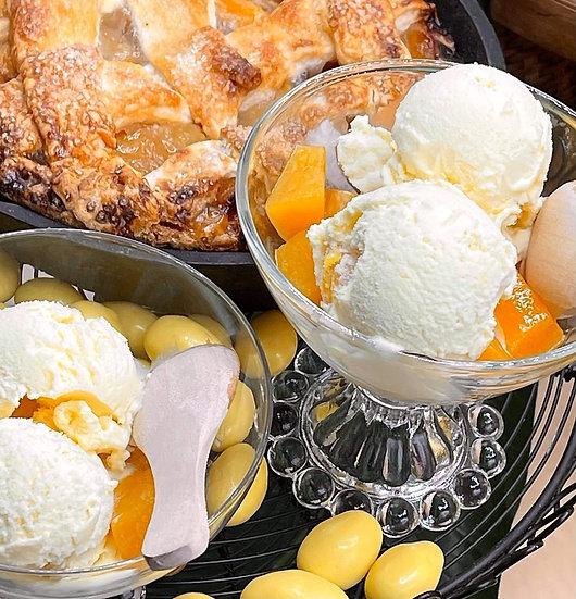 Mango Peachy Pie