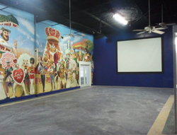 Production Office Mural