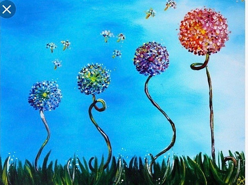 March 9th Paint n' sip