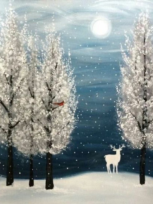 January 25th Paint n' Sip!