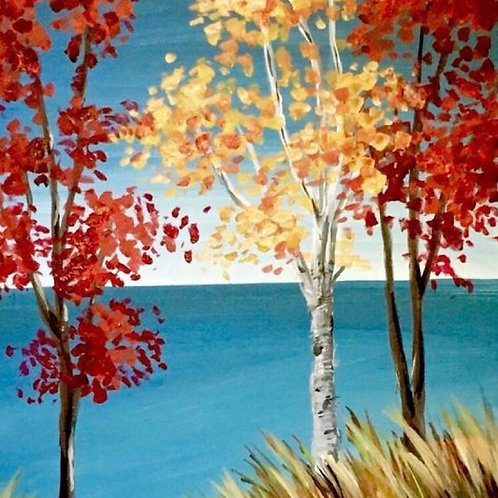 September 28th Paint n' Sip