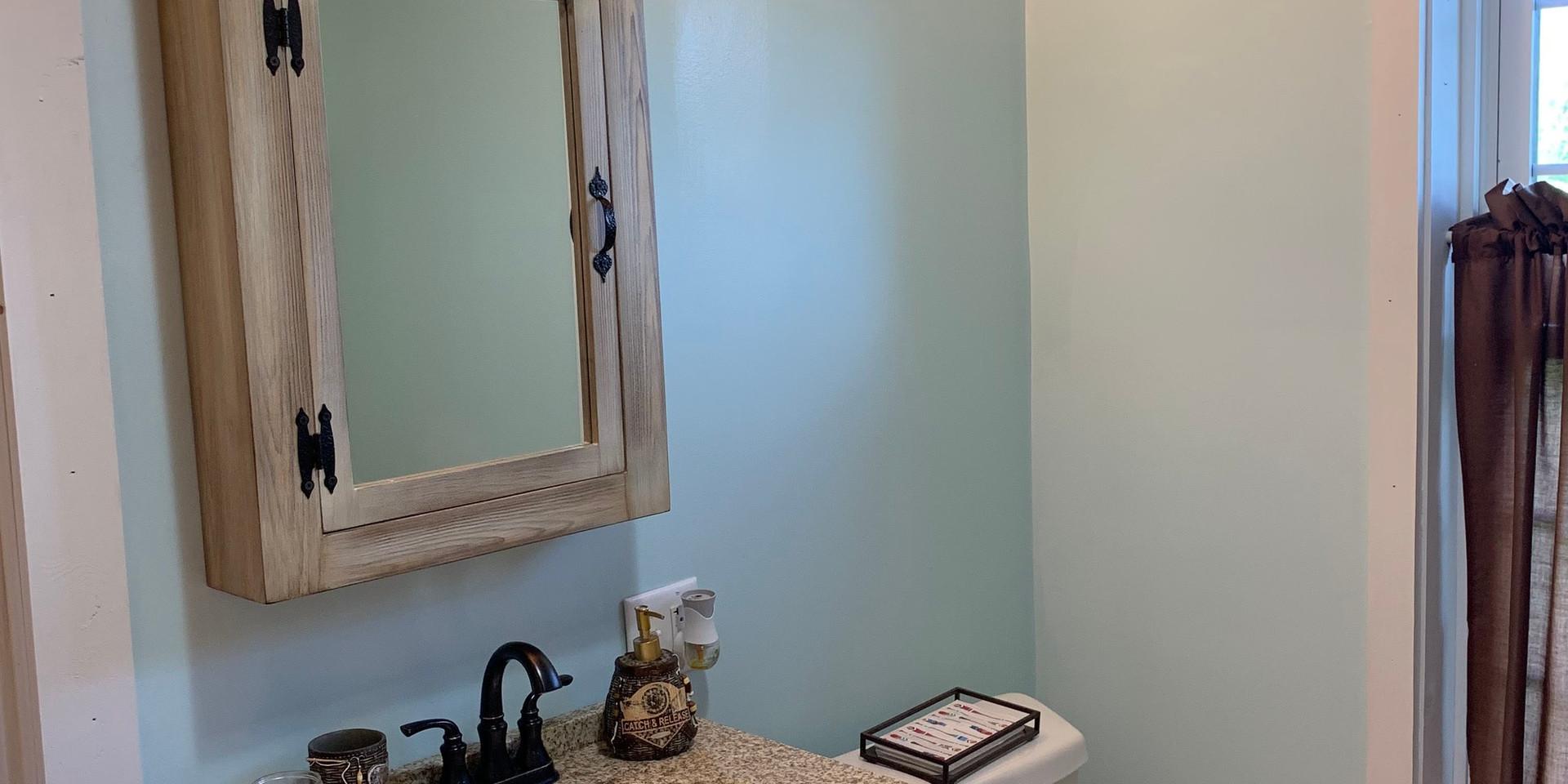 Main level bathroom 1