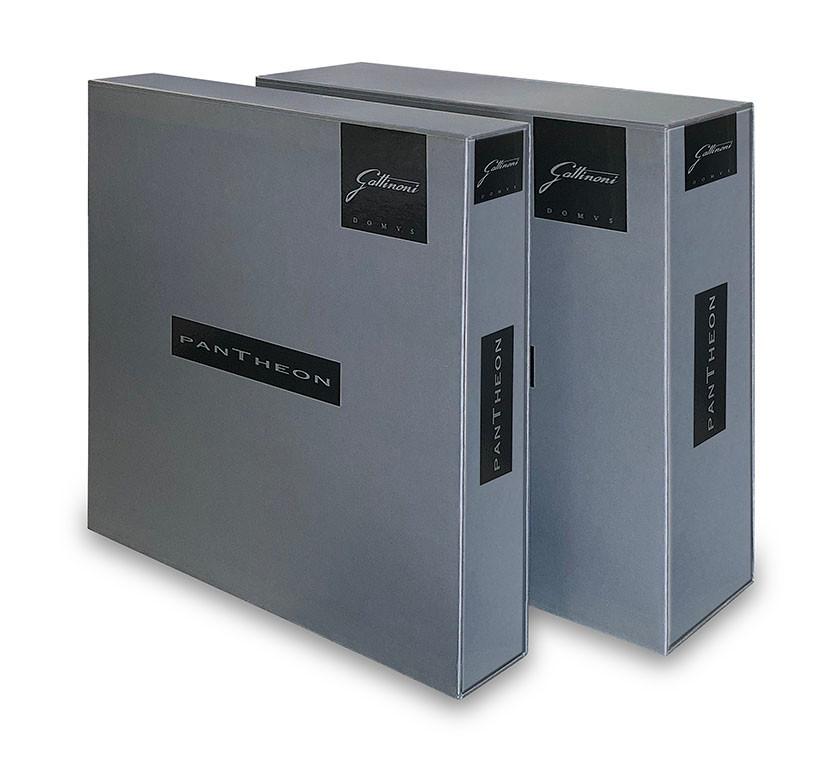Raccoglitori con scatola