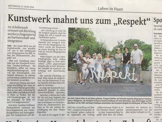 Project Respekt in the News