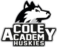 Cole Academy Huskies Logo.jpg