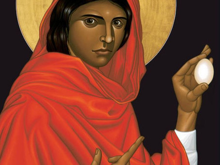 Today is the feast of Mary Magdalene