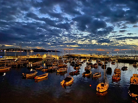 Paignton Harbour early.jpg