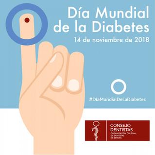 Una buena salud bucodental  ayuda a reducir las complicaciones asociadas a la diabetes