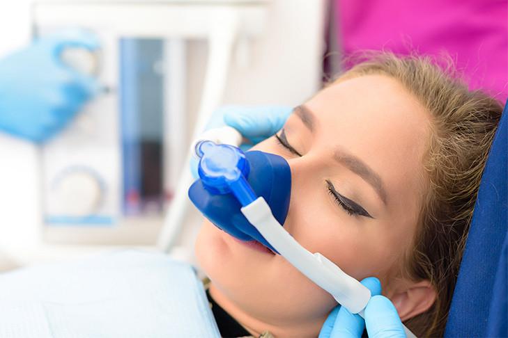 Sedación inhalatoria
