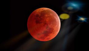 Super Flower Blood Moon Lunar Eclipse - 26 May, 2021