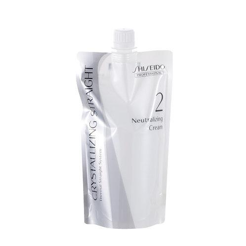 Shiseido Crystallizing straight cream 2 400g