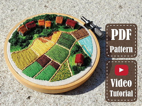 The DoDo Farm | PDF Pattern | Video Tutorial