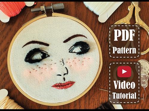 The Judgmental Biatch | PDF Pattern | Video Tutorial