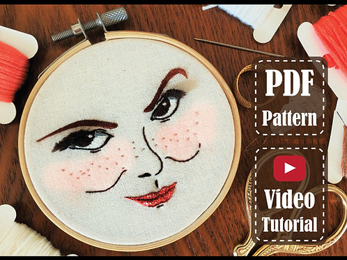 The Shady Biatch   PDF Pattern   Video Tutorial