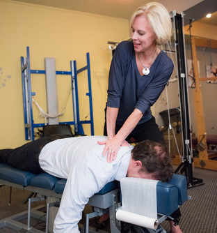 Dr. Lindell's precise chiropractic care