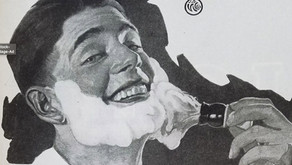 The best perfumed shaving support for the old way, the wet way