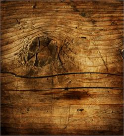 Woven wood perfume