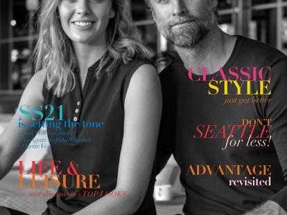 Der neue Cutter & Buck Katalog 2021