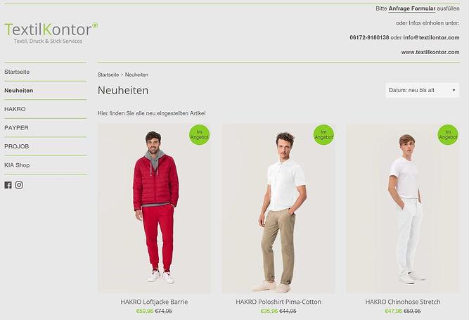 TextilKontor shop Startseite.JPG