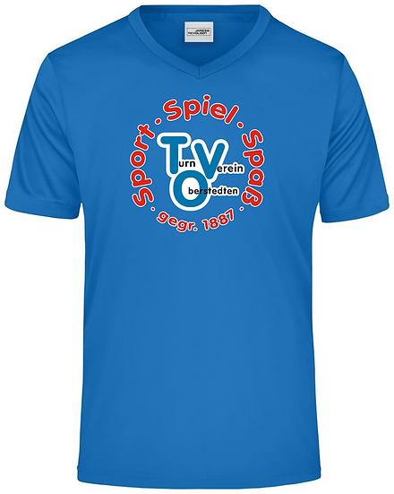 Klassik Sport T-Shirt Herren
