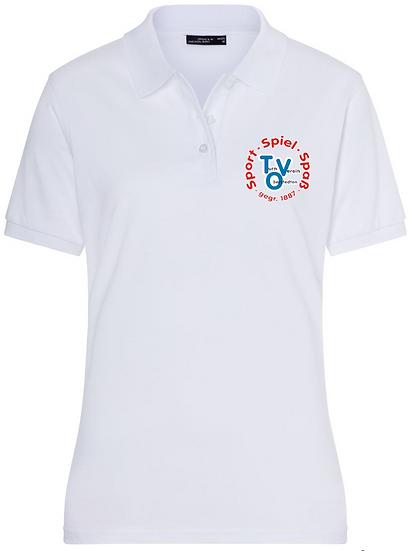 Klassik Polo Shirt Damen