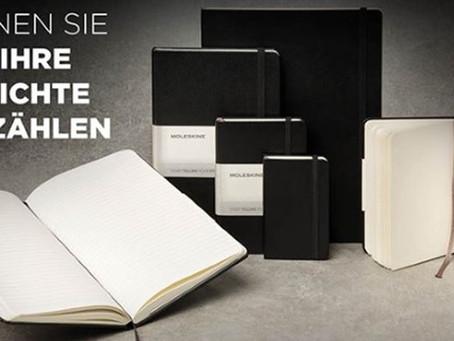 MOLESKINE - ab Februar 2020 bei TextilKontor
