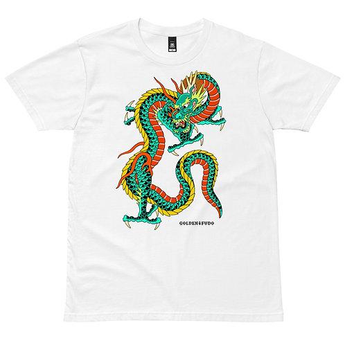 DRAGON T-shirt white