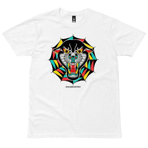 PANTHER T-shirt white