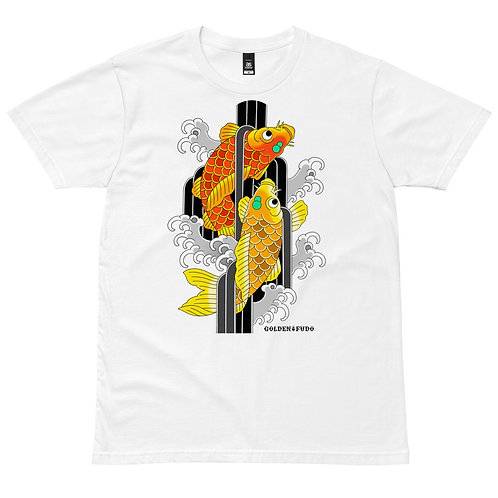 KOI T-shirt white