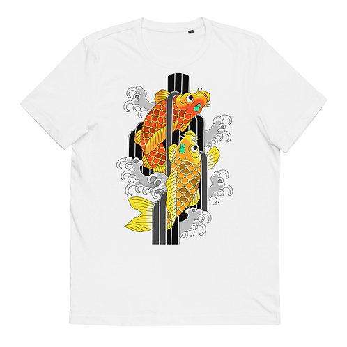 UPSTREAM KOI Organic Cotton T-Shirt