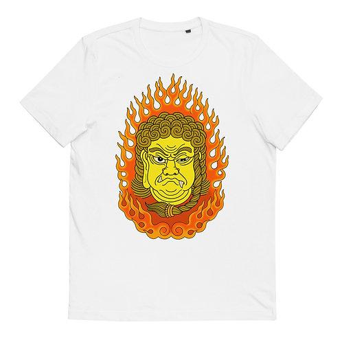GOLDEN FUDO Organic Cotton T-Shirt
