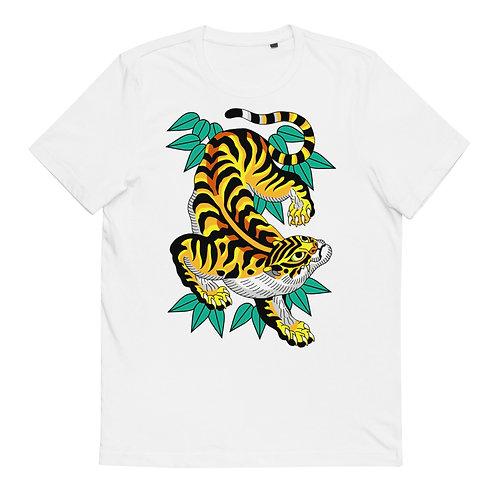 Tiger Organic Cotton T-Shirt