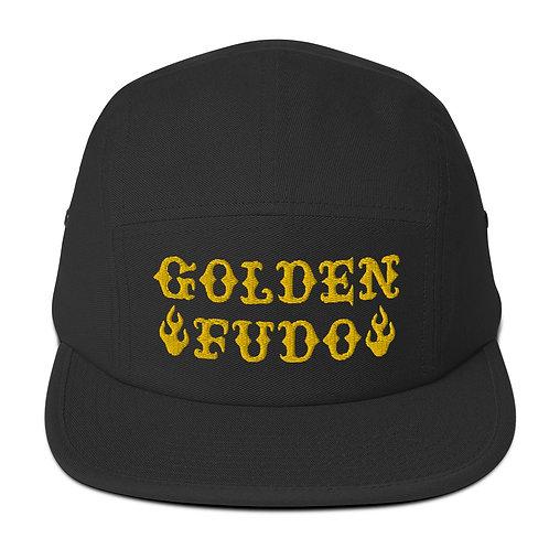 GOLDEN FUDO cap