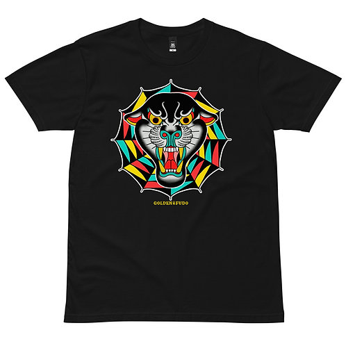 PANTHER T-shirt black