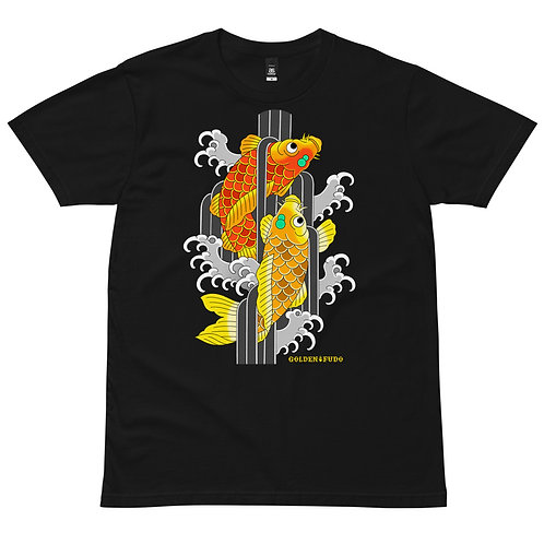 KOI T-shirt back