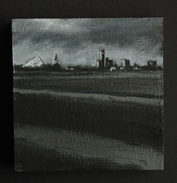 Skyline van Leeuwarden II