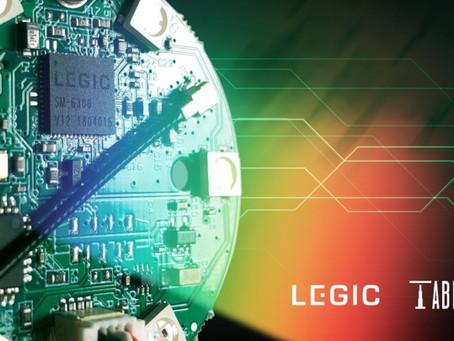 A higher class security for desk bookings: TLC-NRR LEGIC