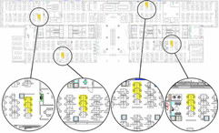TableAir - Inetracive Floormap