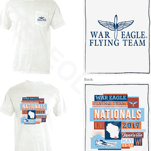 Nationals 2019 T-Shirt