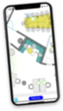 TableAir App iphone