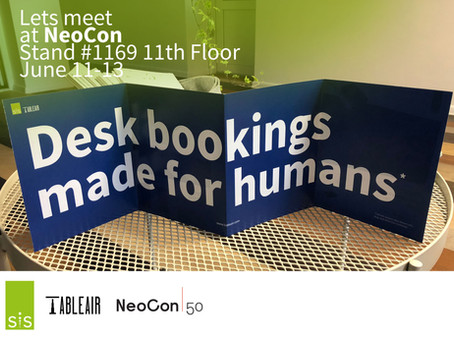 See you at NeoCon 2018!