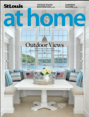 AT HOME COVER FEATURE MAY/JUNE 2017