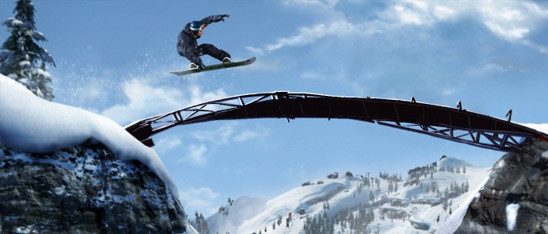 Shaun White Snowboarding, released by Ubisoft, 2008